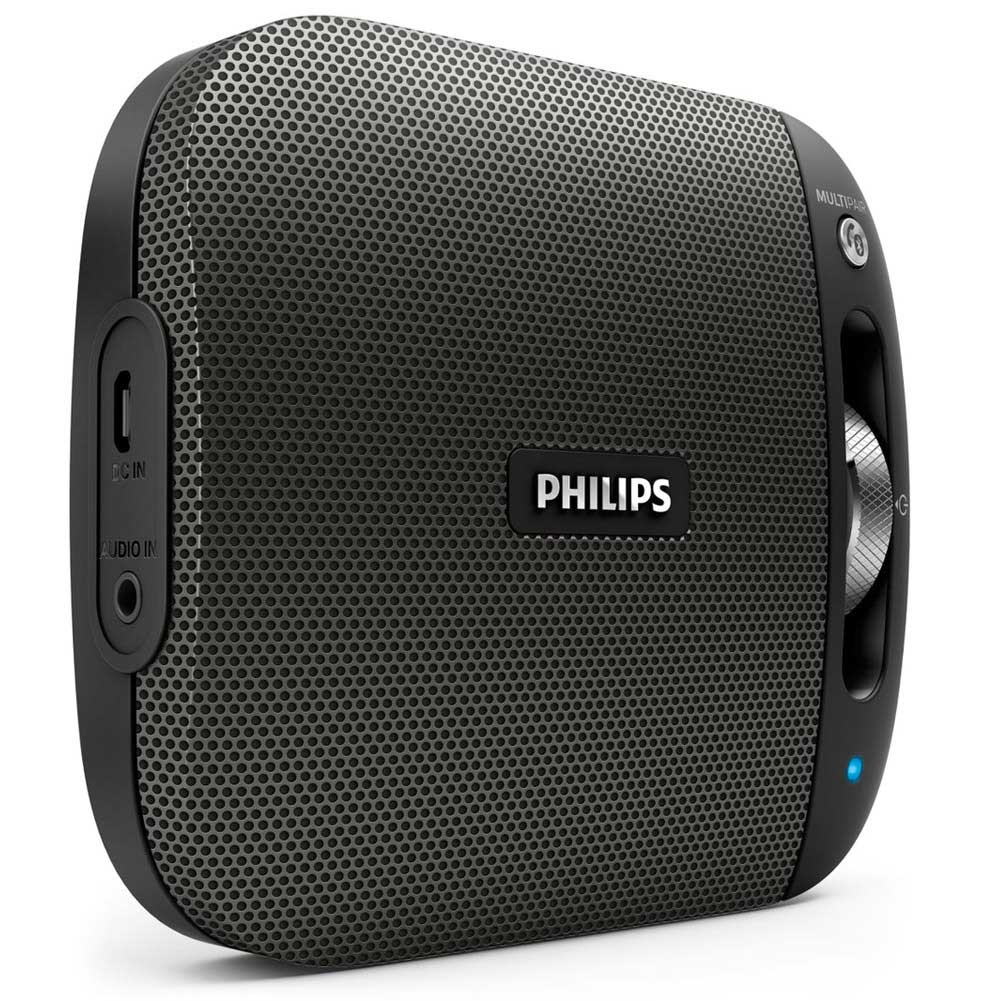 Cassa Speaker Bluetooth Wireless Altoparlante Portatile Philips con Microfono .