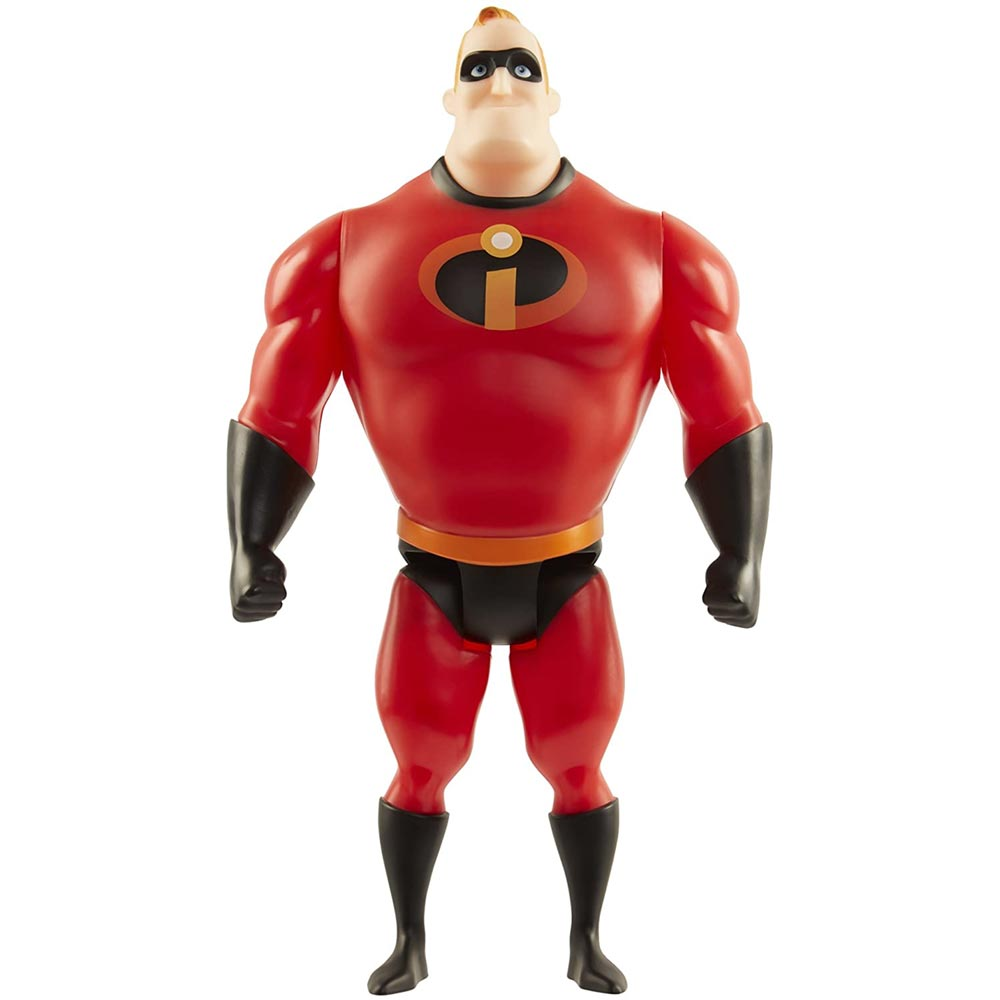 Action Figures Disney Incredibili 2 Personaggio Mr Incredible 30cm Snodato.