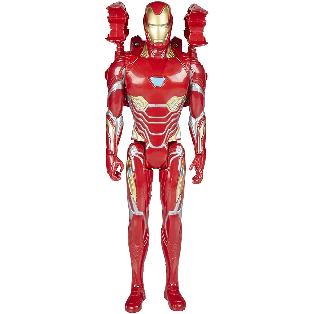 Action Figures Marvel Avengers Infinity War Personaggio Iron Man Titan Heros.