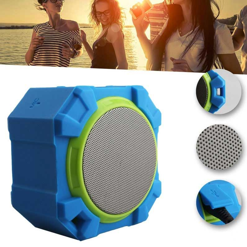 CASSA BLUETOOTH WIRELESS USB ALTOPARLANTE ACUSTICO SPEAKER 3W ESTENO SENZA FILO.