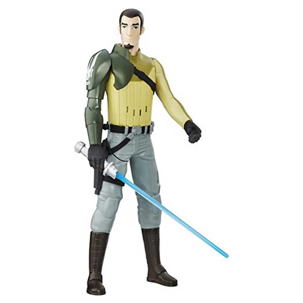 STAR WARS REBELS ACTION FIGURES KANAN ELETTRONICO CON LUCI SUONI MOVIMENTO SPADA.