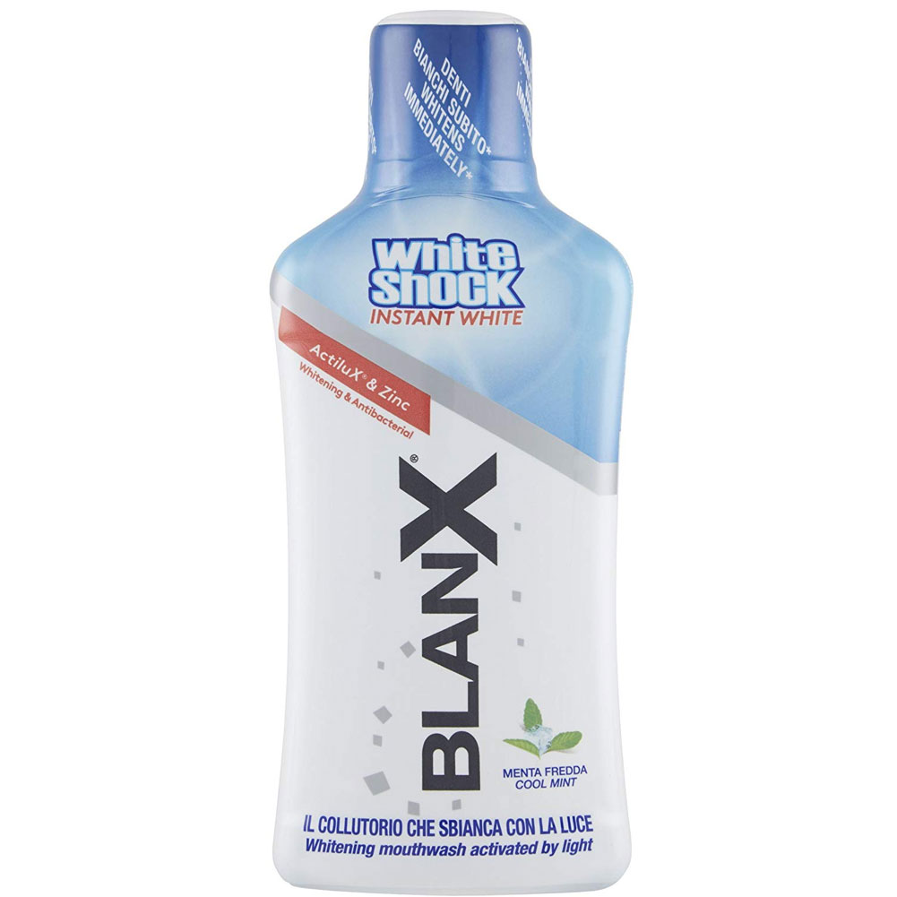 Collutorio Denti Blanx White Shock 500 ml.