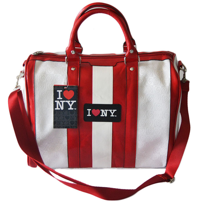 I New In Con Inclusa Pelle York Tracolla Borsa Bauletto Love 5qwxtAct7O