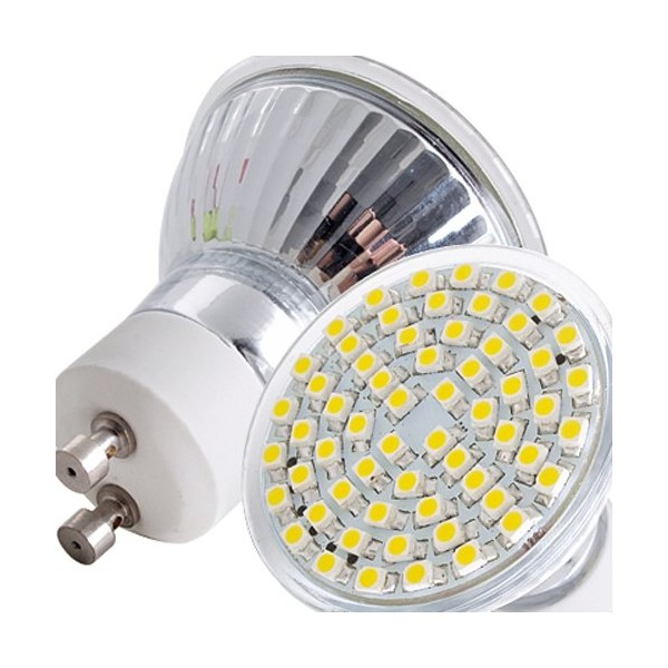 Casa immobiliare accessori lampadina gu10 led for Lampadina gu10