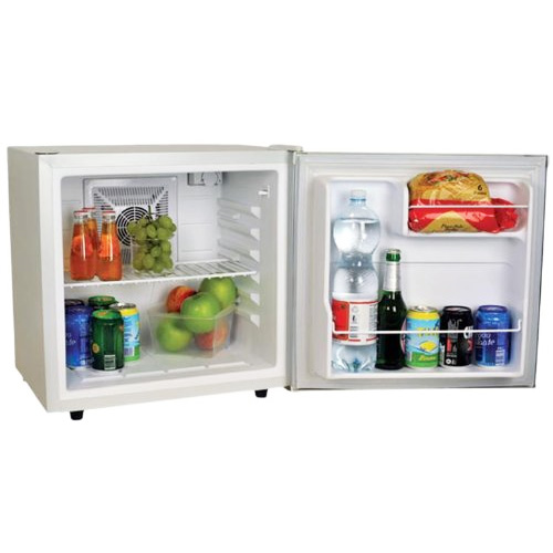 mini frigo 50 litri 75w frigorifero portatile piccolo baretto ufficio camera dcg ebay. Black Bedroom Furniture Sets. Home Design Ideas