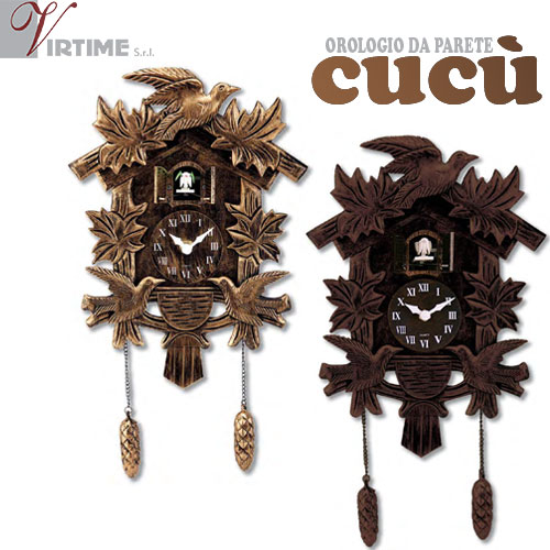 Orologi A Cucu Video. Beautiful Orologi A Cuc Cuc Gattini Pirondini ...