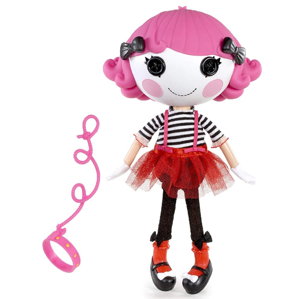 Bambola lalaloopsy large doll charlotte charades giocattolo bambini con accessor.