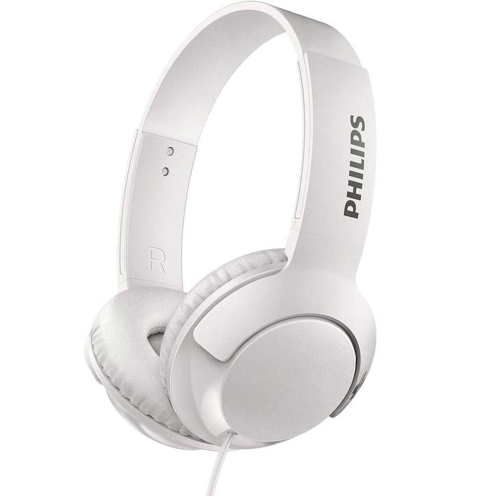 Cuffie Auricolari DJ Philips Musica Cellulare Smatphone Tablet PC Jack Stereo.