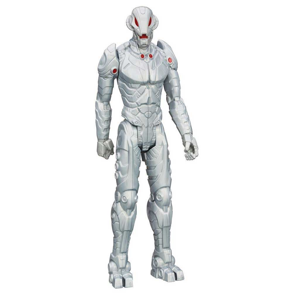 Action Figures Marvel Avengers Ultron Altezza 30 cm Personaggio Snodato Hasbro.