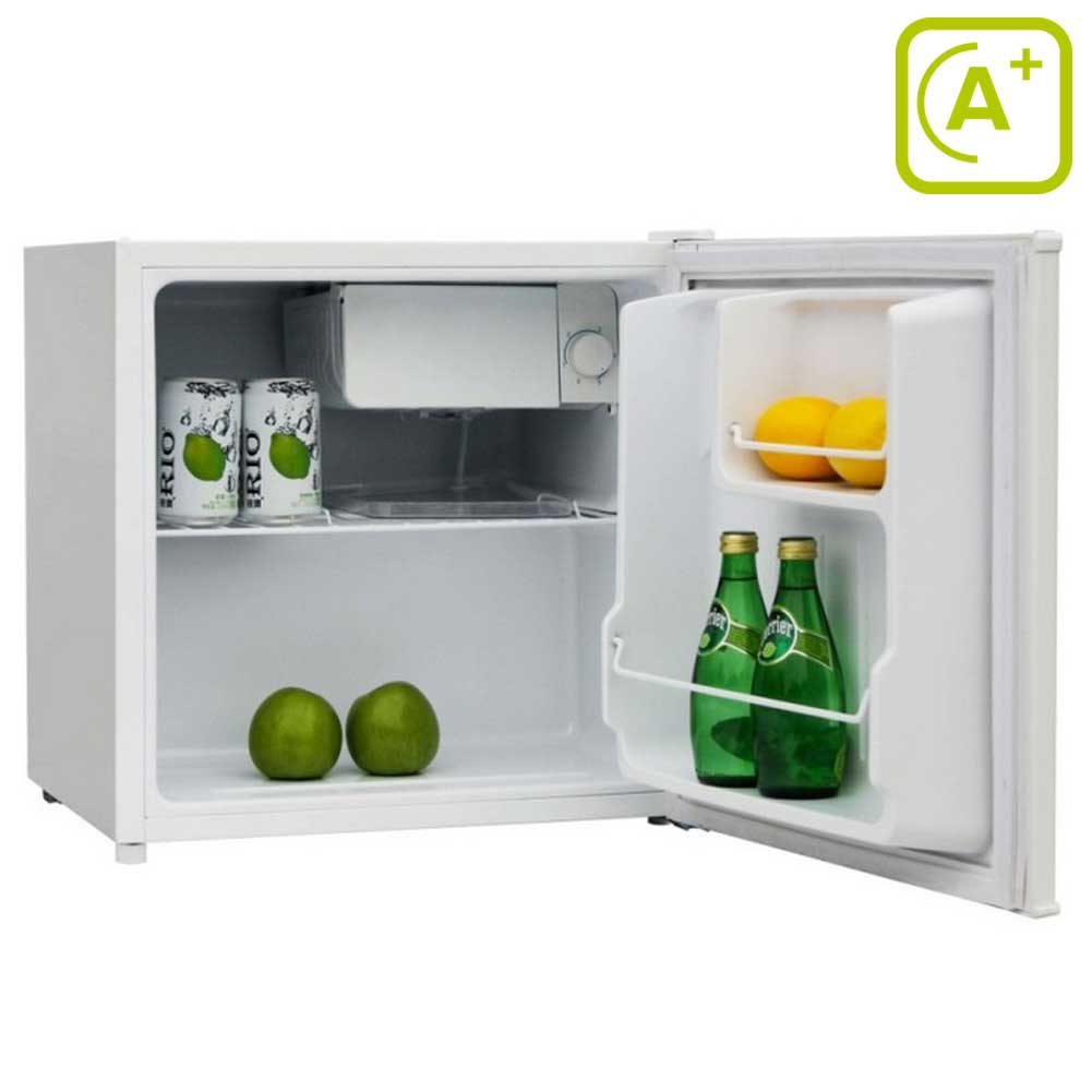 frigo bar mini frigorifero capacita 39 55 lt classe a hotel 48x45cm bianco master ebay. Black Bedroom Furniture Sets. Home Design Ideas
