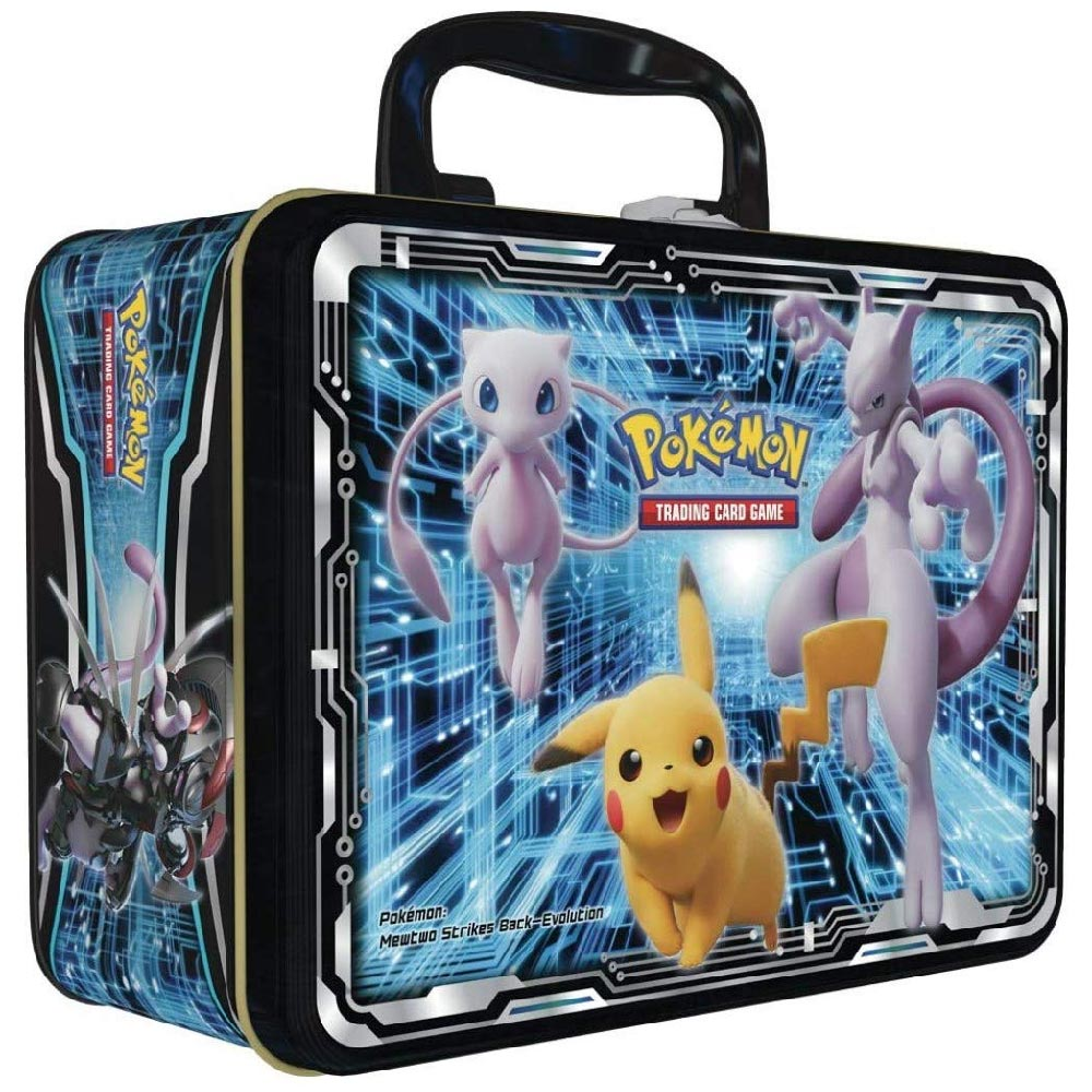 Pokemon Gioco di Carte Collector's Chest Autunno 2019 con Carta Mewtwo Corazzato