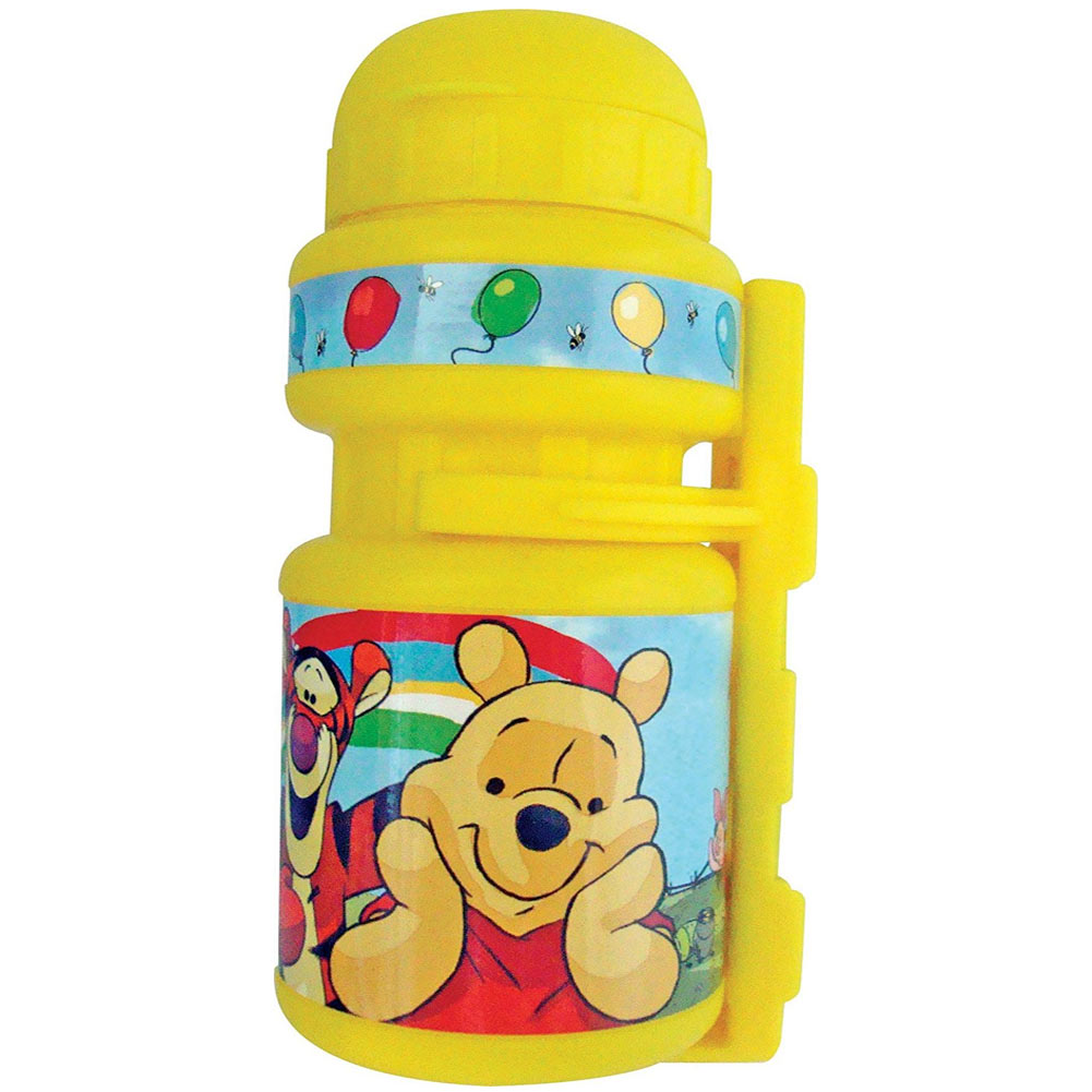Borraccia in Plastica Disney Winnie The Pooh Tigro Accessori Sport Bici Bambini .