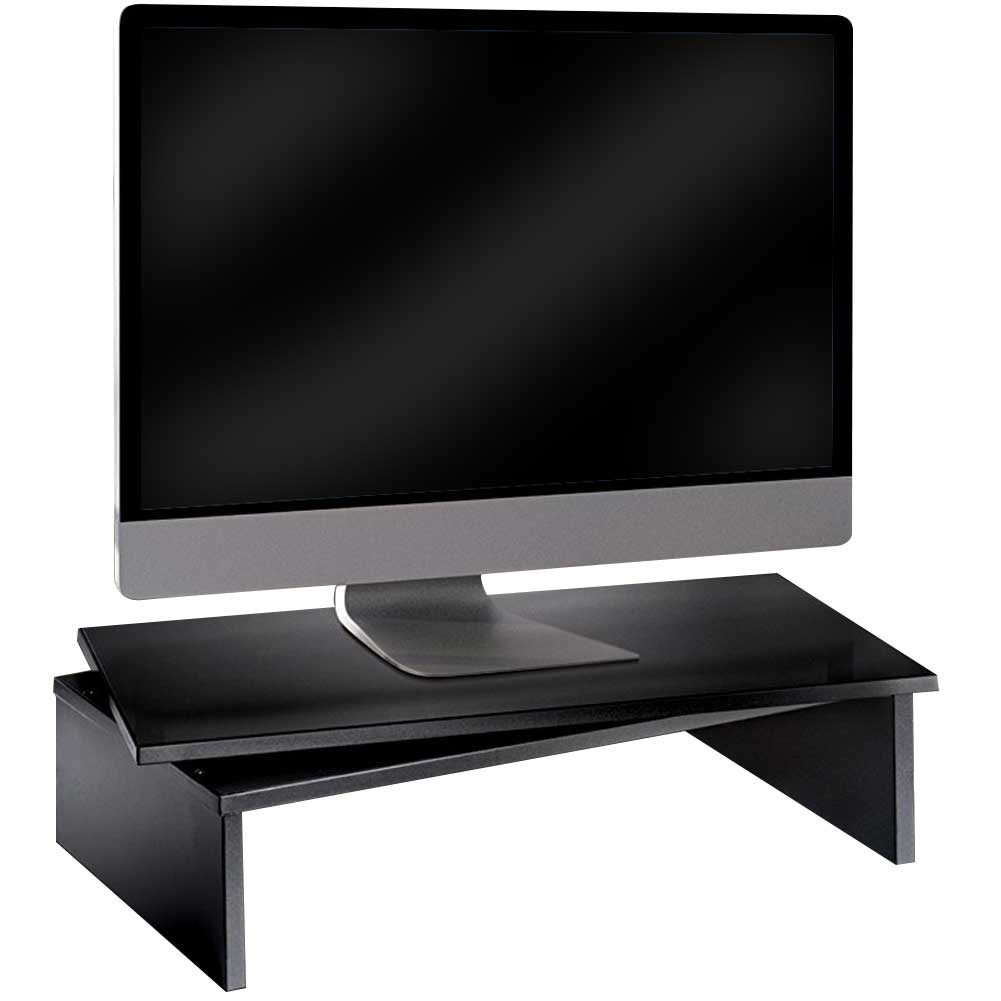 Mobiletto Porta Tv Meliconi.Mobile Tv Supporto Girevole Schermo Monitor Pc Meliconi Space Lcd