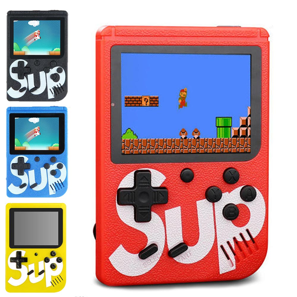 Sup game box 400  in 1 console videogiochi portatile giochi retro super mario.