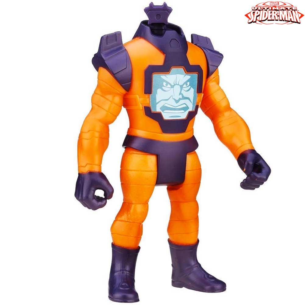 Arnim Zola Action Figure Altezza 14 cm Spiderman The Sinister Six Hasbro.