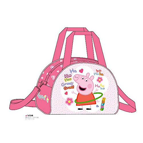 Cestino Lunch Bag Portapranzo Peppa Pig.
