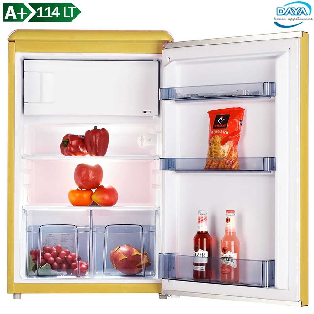 Mini frigorifero 48 litri classe a 70 w frigo bar a for Mini frigo design