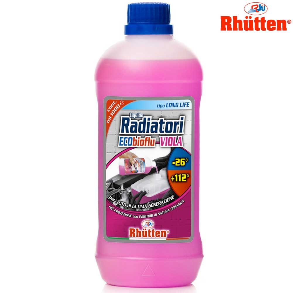 Liquido antigelo per radiatore auto 1000 ml iceflu puro for Liquido per stufe prezzi