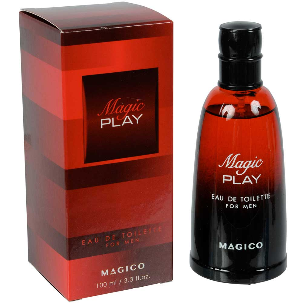 Profumo Magic Play Eau De Toilette Magico 100 ML EDT Uomo Maschile.