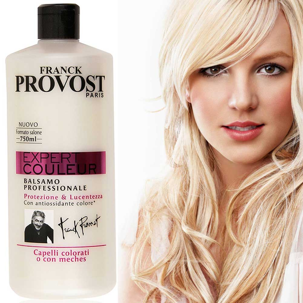 Provost franck expert couleur balsamo professionale capelli colorati 750 ml.