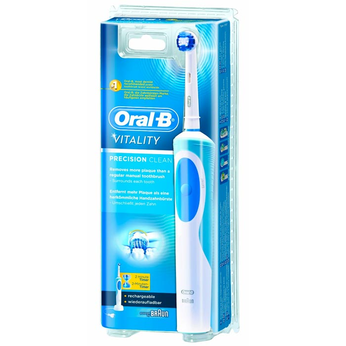 Product - Portable V Electric Toothbrush Charger Cradle for Braun Oral-b D17 OC Product Image. Price $ Product Title. Portable V Electric Toothbrush Charger Cradle for Braun Oral-b D17 OC Add To Cart. There is a problem adding to cart. Please try again.