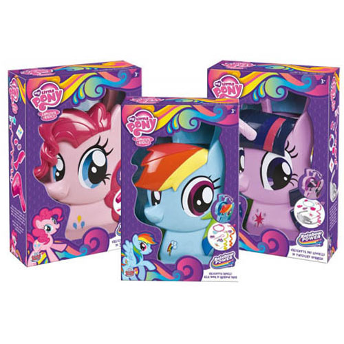 Valigetta My Little Pony con Accessori Inclusi Hasbro (3 Modelli Assortiti).