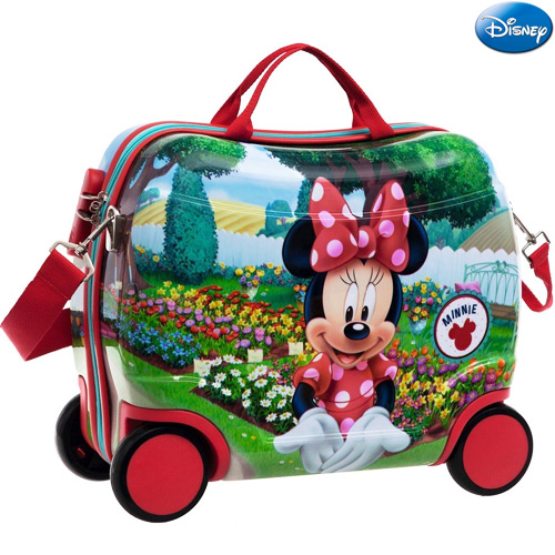 2018 sneakers good out x fresh styles Valigia Cavalcabile Bambina Trolley Abs 41 Misure Bagaglio a Mano Minnie  Disney | Bakaji